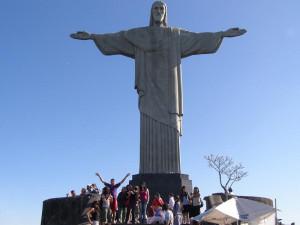 Socha Krista - Rio