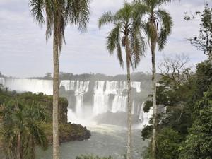 Iguazú - romantická vyhlídka