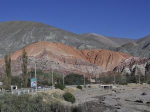 Barevná skála - Pucamarca