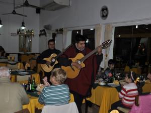 Muzika u večeře