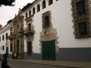 Potosí - Casa Real de la Moneda
