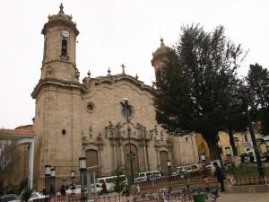Potosí - katedrála