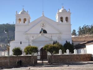 Sucre - Monastery de la Recoleta