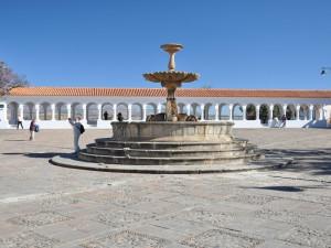 Sucre - Plaza Pedro de Anzures