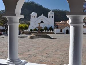 Sucre Monastery de la Recoleta
