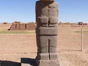 Tiwanaku - El ponce