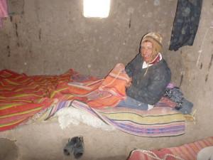 Hliněná postel