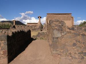 Viracochův chrám Raqchi