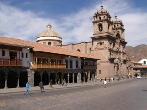 Cuzco - La Compaňía
