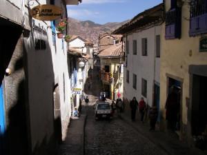 V uličkách Cuzca