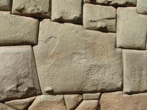 Cuzco - dváctiboký kámen