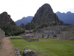 Huayna Picchu - výzva