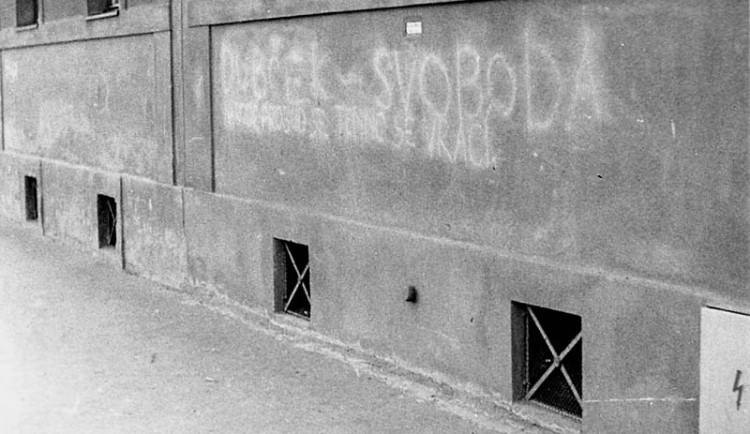 Ulice Boženy Němcové. Foto Karel Svoboda
