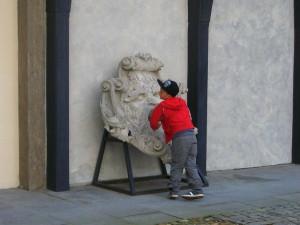 Děti si užívaly Den památek po svém