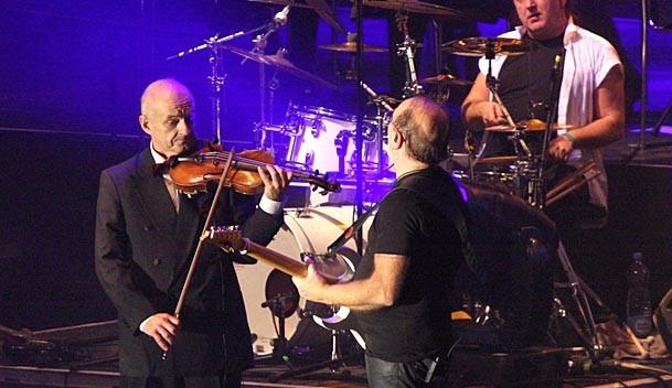 Výroční koncert kapely Olympic v Budvar Aréně