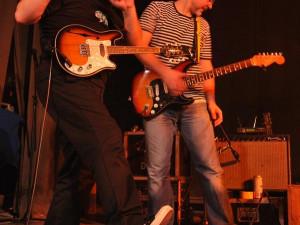 Martin Knor hrál i na mandolínu