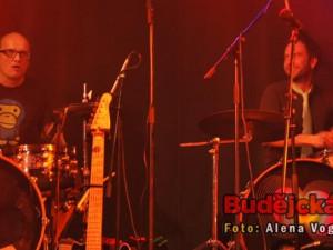 Pavel Koudelka to spolu s Milanem Caisem rozjeli na bicí