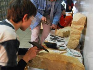 Děti vyzkoušely opravdu zajímavá řemesla