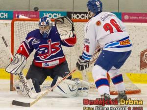 Hokejový David Servis málem vybojoval účast v baráži o druhou ligu