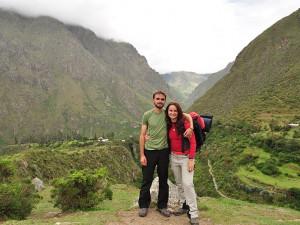 Studenti Jihočeské univerzity v Jižní Americe