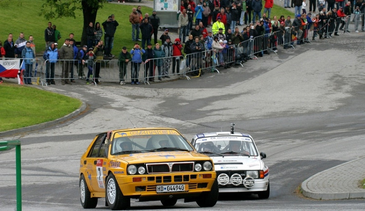 41. Rallye Český Krumlov. Foto: Jan Marek
