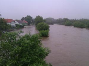 Boršov nad Vltavou. Foto Kateřina Čadová