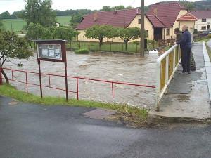 Vitějovice, Zlatý potok. Foto Radek Šanda