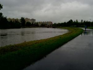Cyklostezka u Sconta. Foto Markéta Jeřábková