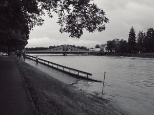 Vltava. Foto Sabina Petrová