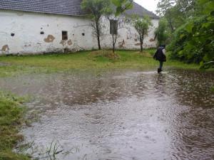 Samota Beran u Borovan. Foto Jana Voříšková