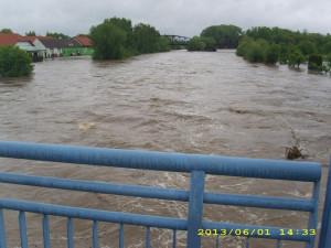 Boršov nad Vltavou. Foto Miroslav Nejedlý
