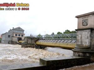 Dlouhý most - Jiráskův jez