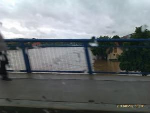 Týn nad Vltavou. Foto Zdenka Mrázová