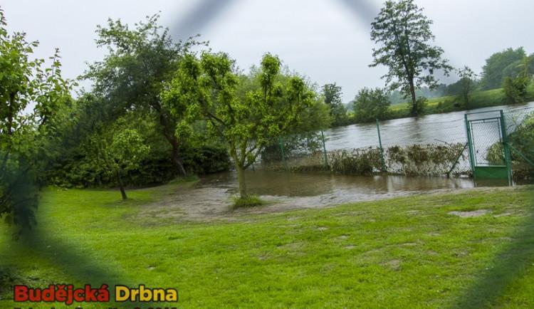 Povodně v Českých Budějovicích