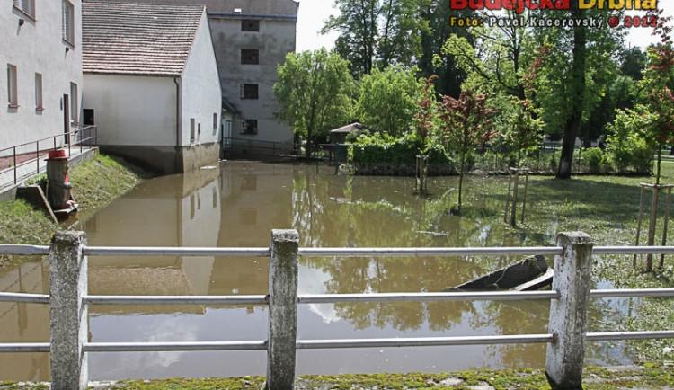 Povodně v Plavě