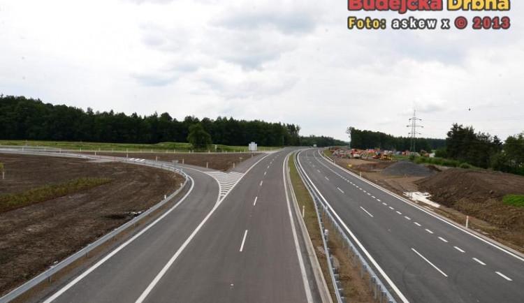 Slavnostní otevření nového úseku dálnice D3