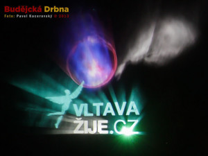 Audiovizuální show Živly