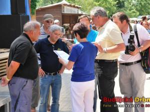 Diplom dostali i italští závodníci v pojídání knedlíků
