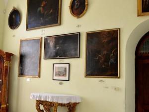 Expozice Pohnuté osudy umění