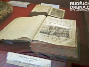 Historii kláštera dokládají cenné kroniky
