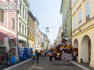 Kulturní festival Město lidem / lidé městu