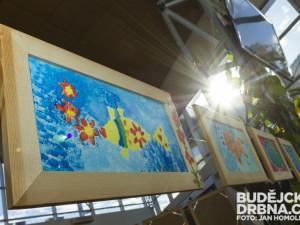 Zahájení výstavy obrazů dětských pacientů
