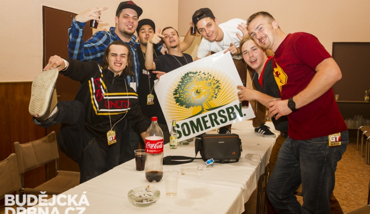 Somersby Gangster Trippin