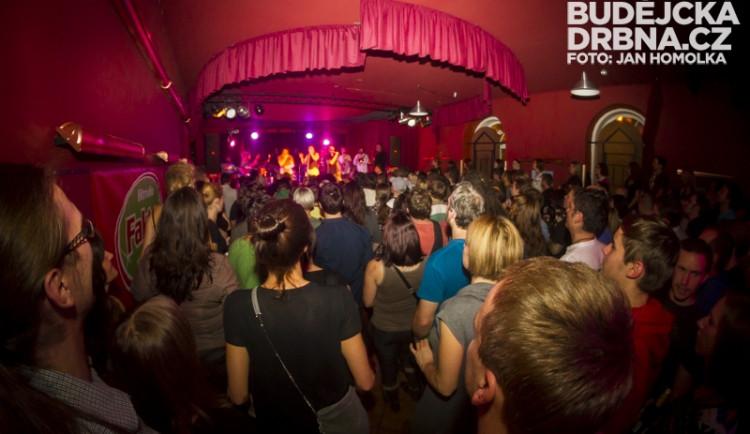 Koncert J.A.R v Café klubu Slavie