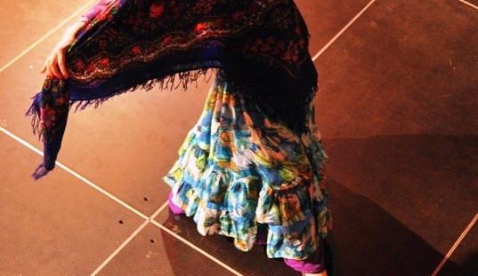 Cikánský tanec Wardy byl plný energie