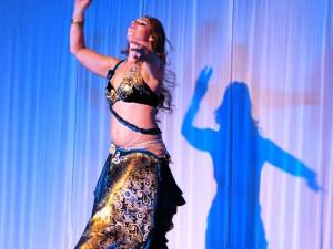 Festival orientálních tanců v IGY