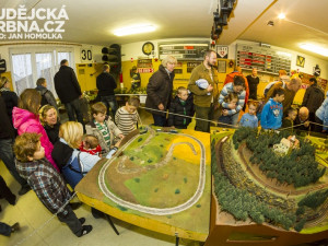 Výstava modelů železnic Podzim s mašinkami