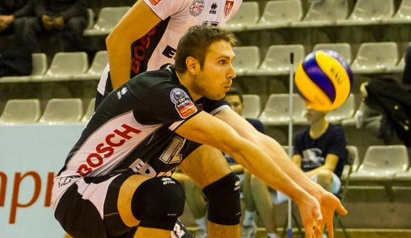 Paris Volley - VK Jihostroj České Budějovice 3:0