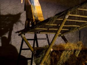 Živý betlém na Piaristickém náměstí