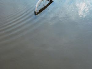 Umění, které odkryla voda...